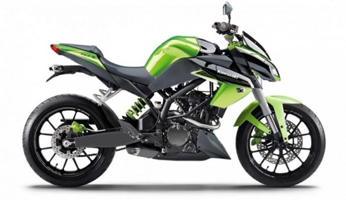 Kawasaki Z125 unveiled