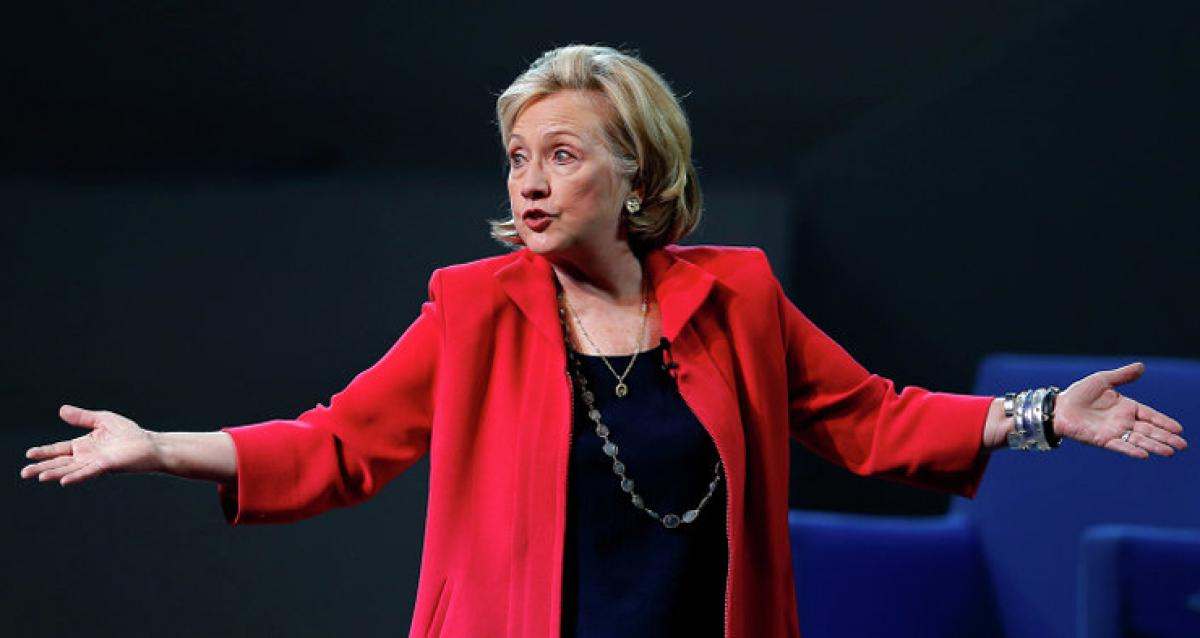 Hillary Clinton ridiculous to think her email server was secure, says Snowden