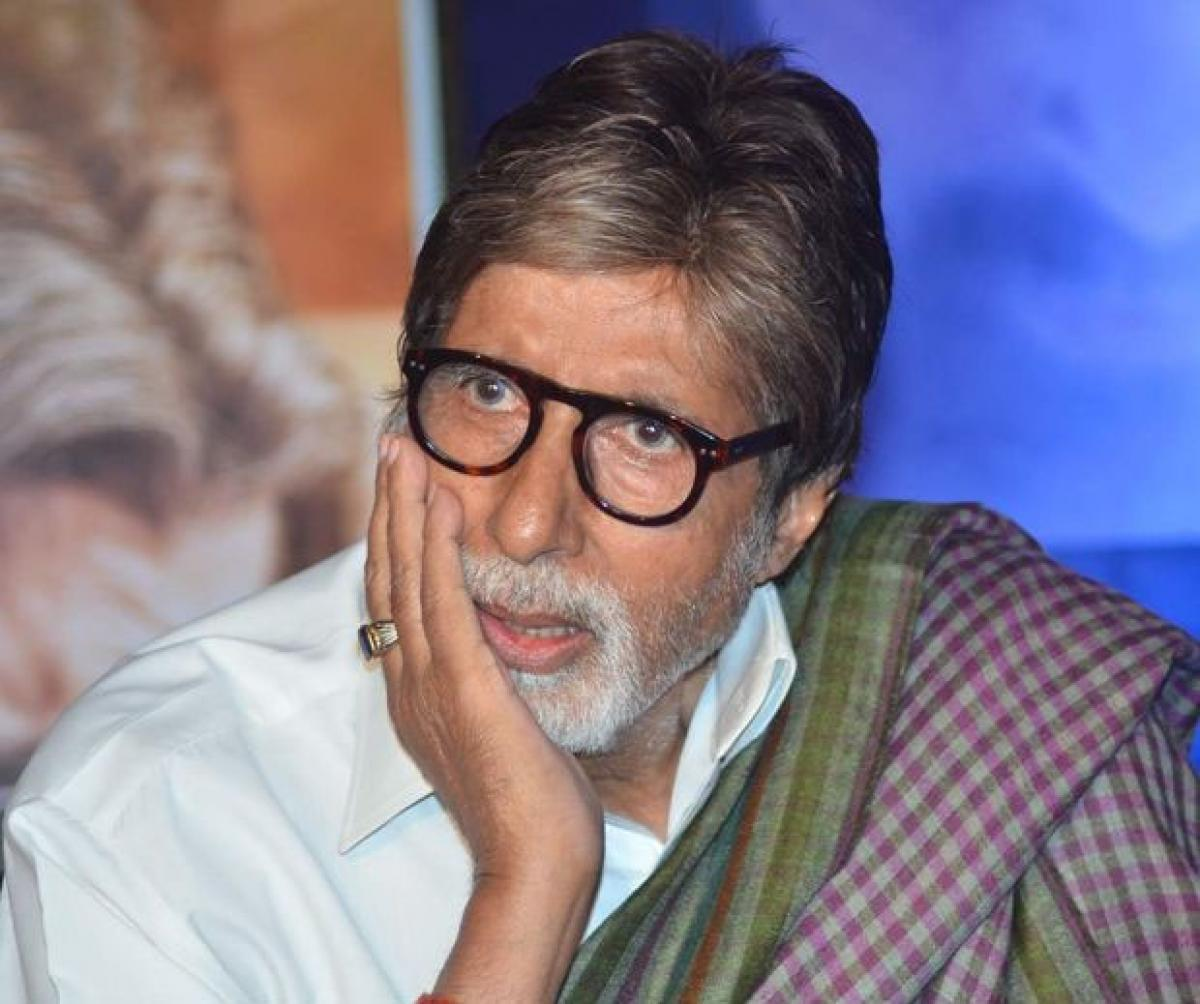 Whatever rules are decided we will have to follow them: Amitabh Bachchan on CBFC issue