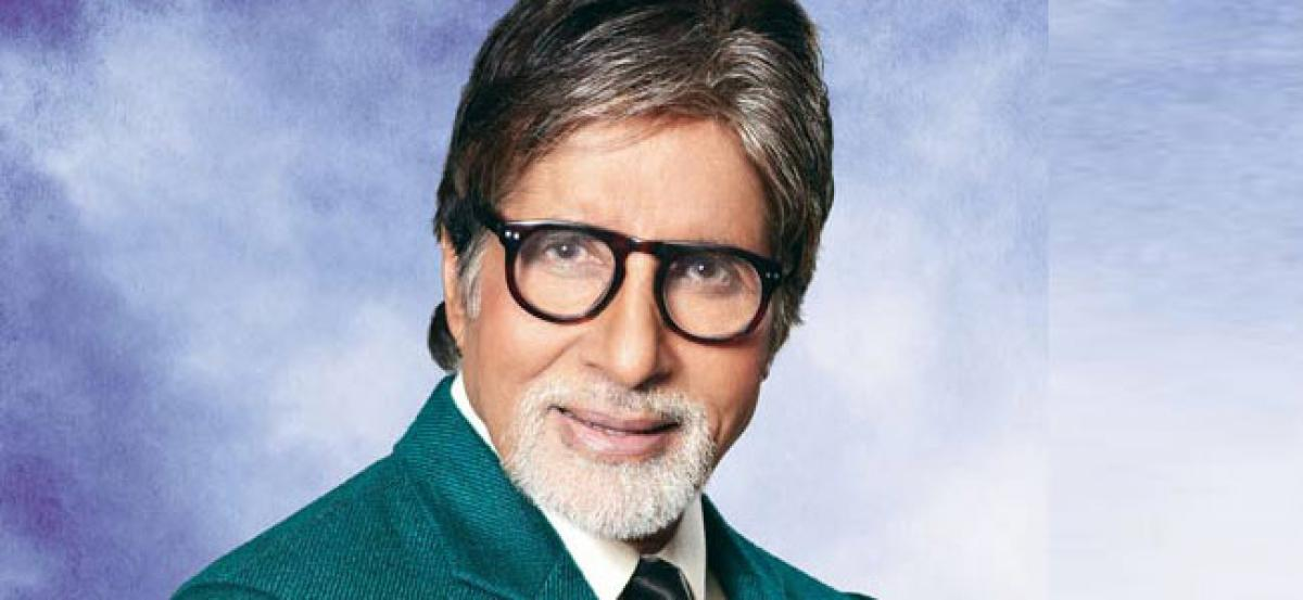 Amitabh Bachchan begins work on KBCs new season