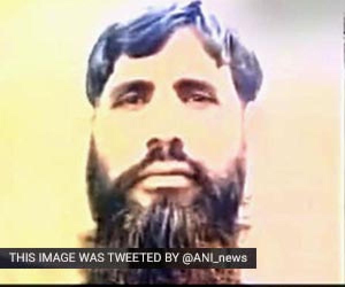 Indian prisoner in Pakistan