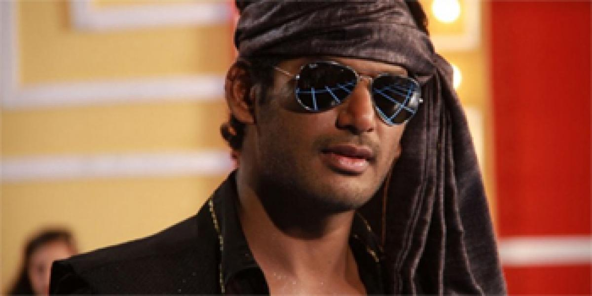 Vishal to star in Tamil remake of