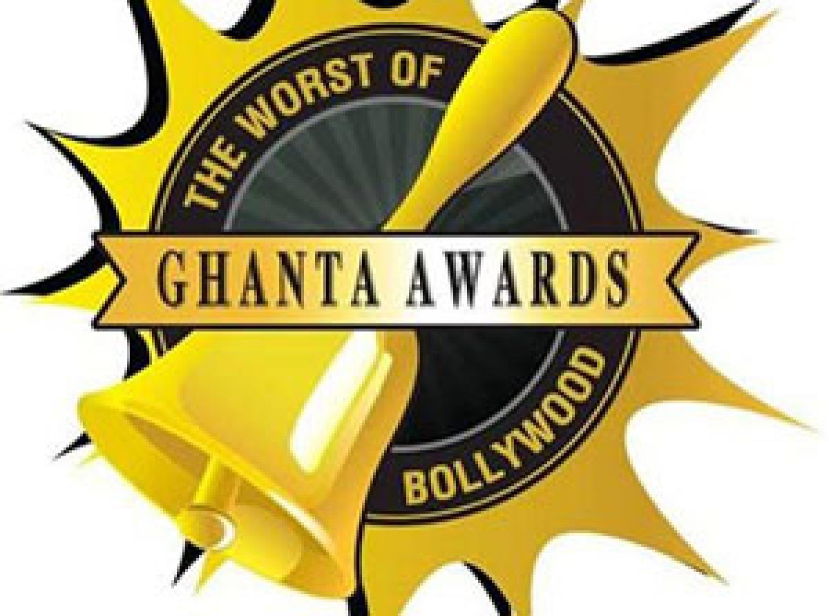 Ghanta Awards back to avenge brain damage bad movies caused to audiences