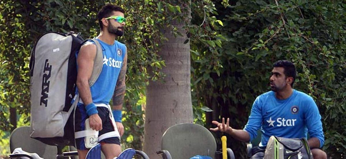 Kohli now convinced that R Ashwin is a true all-rounder