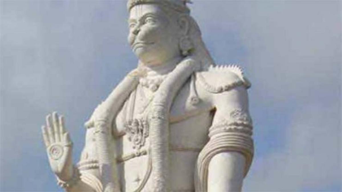 Hanuman Statue in Arkansas: No response yet from Secretary of State