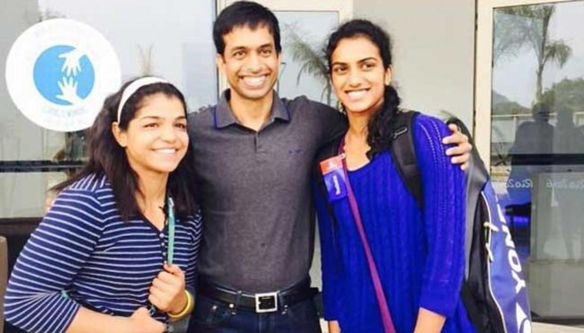 Gopi is not just a coach, he is a change agent