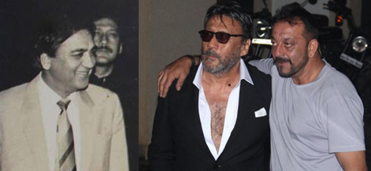 Jackie Shroff to play Sunil Dutt in Sanjay biopic?