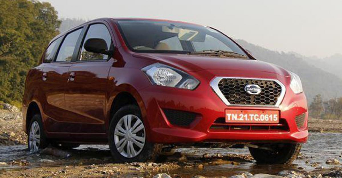 GO+ beats GO in sales as Datsun hatchback loses steam