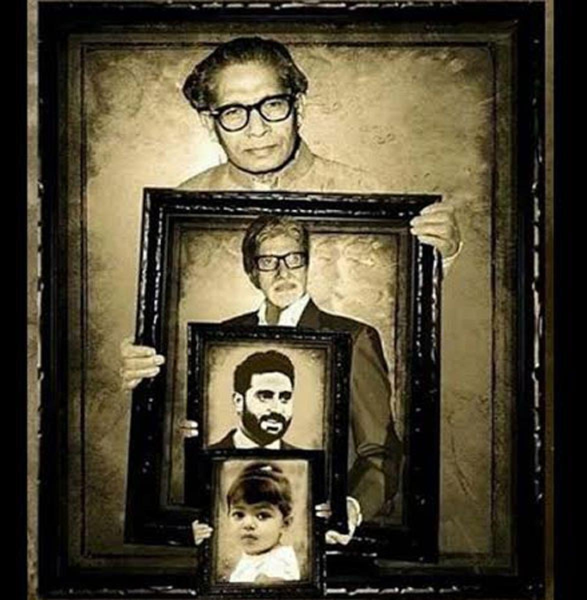 Check out: Bachchan Khandaan in one frame
