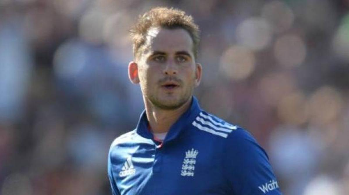 Alex Hales ruled out of T20 series against India