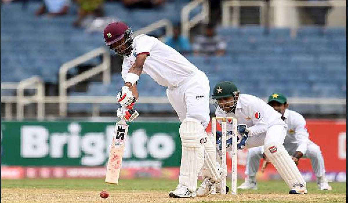 West Indies at 286/6 on Day 1