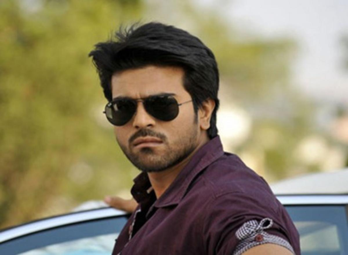 Ram Charan all set to begin shoot for Thani Oruvan remake