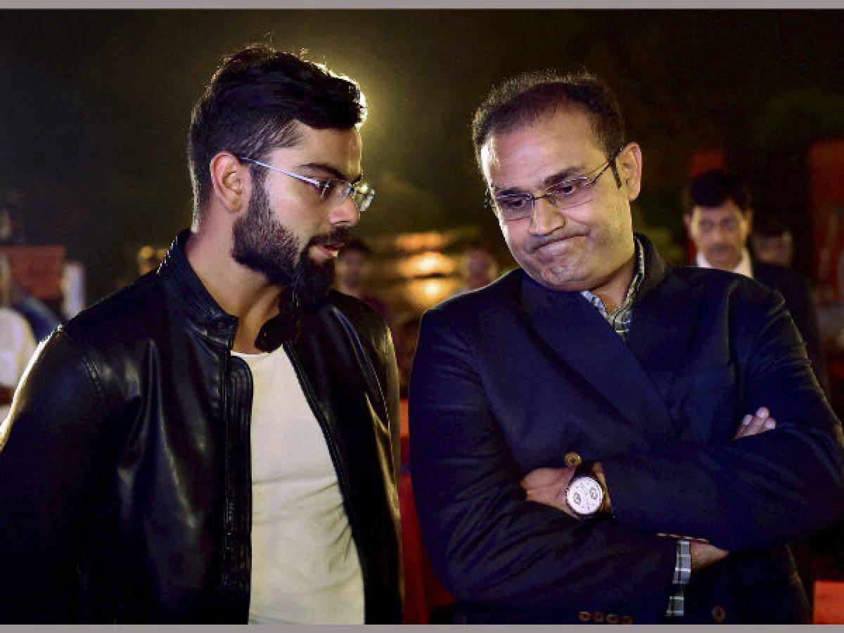 Sehwag confident of Virat Kohli getting out of lean patch