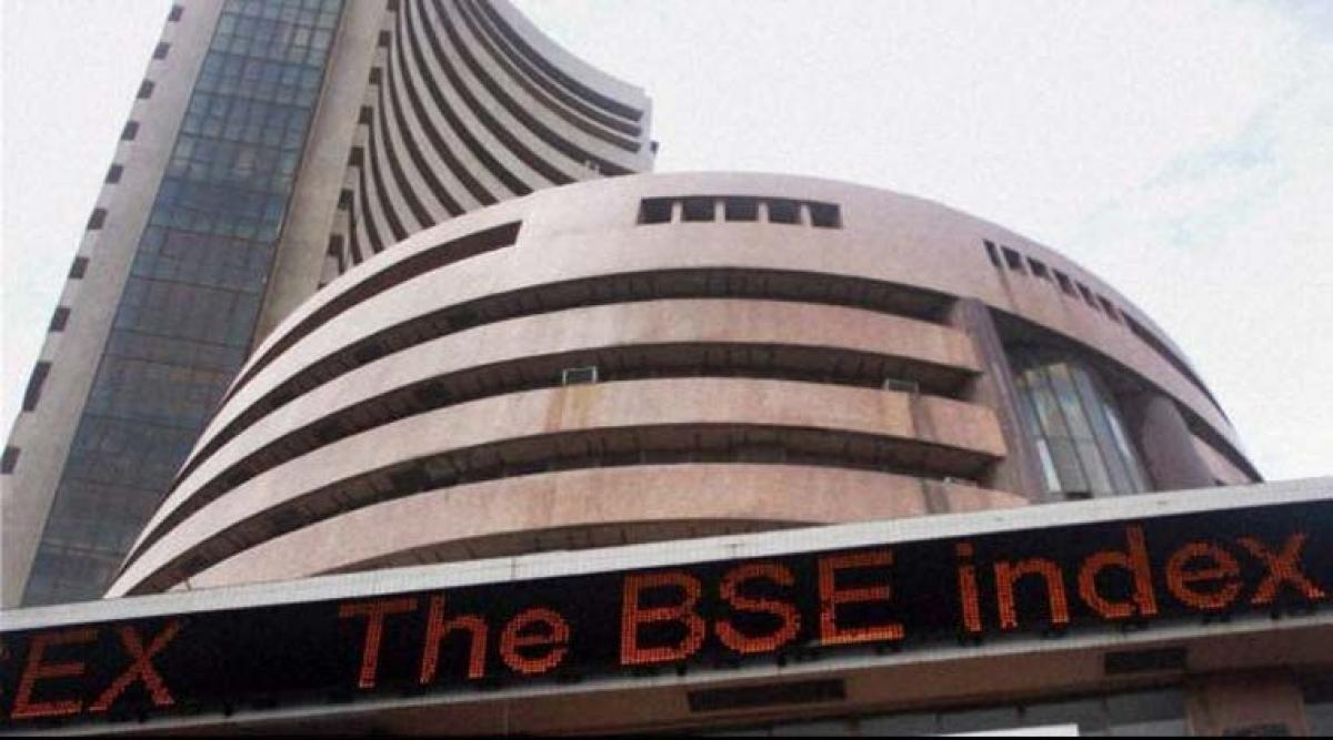 Sensex sheds 75 points in early trade