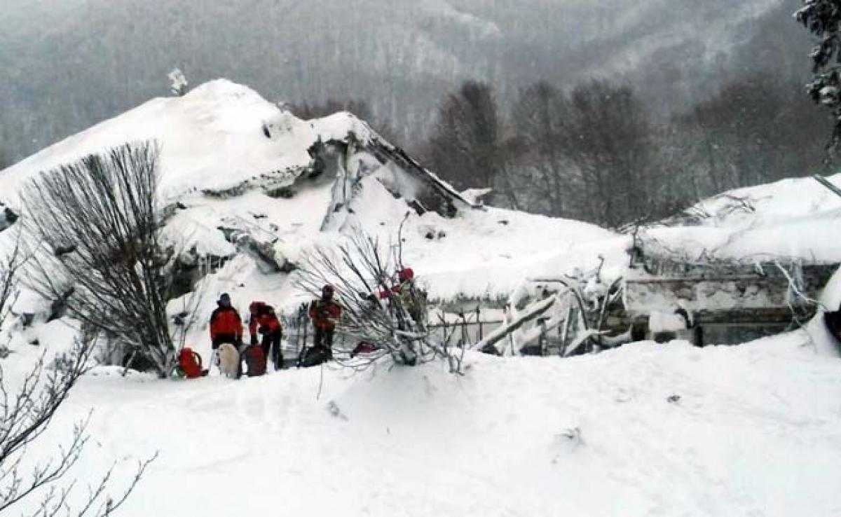 Hope Still As Italy Avalanche Survivors Recount Trauma