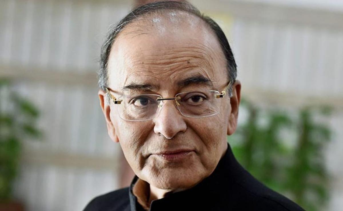 Government Has Not Waived A Paisa Of Any Industrialist: Arun Jaitley