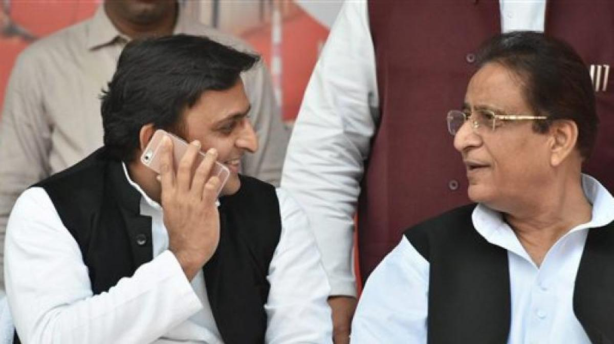 SP-Cong forged alliance for UP polls to cover up mismanagement: BJP