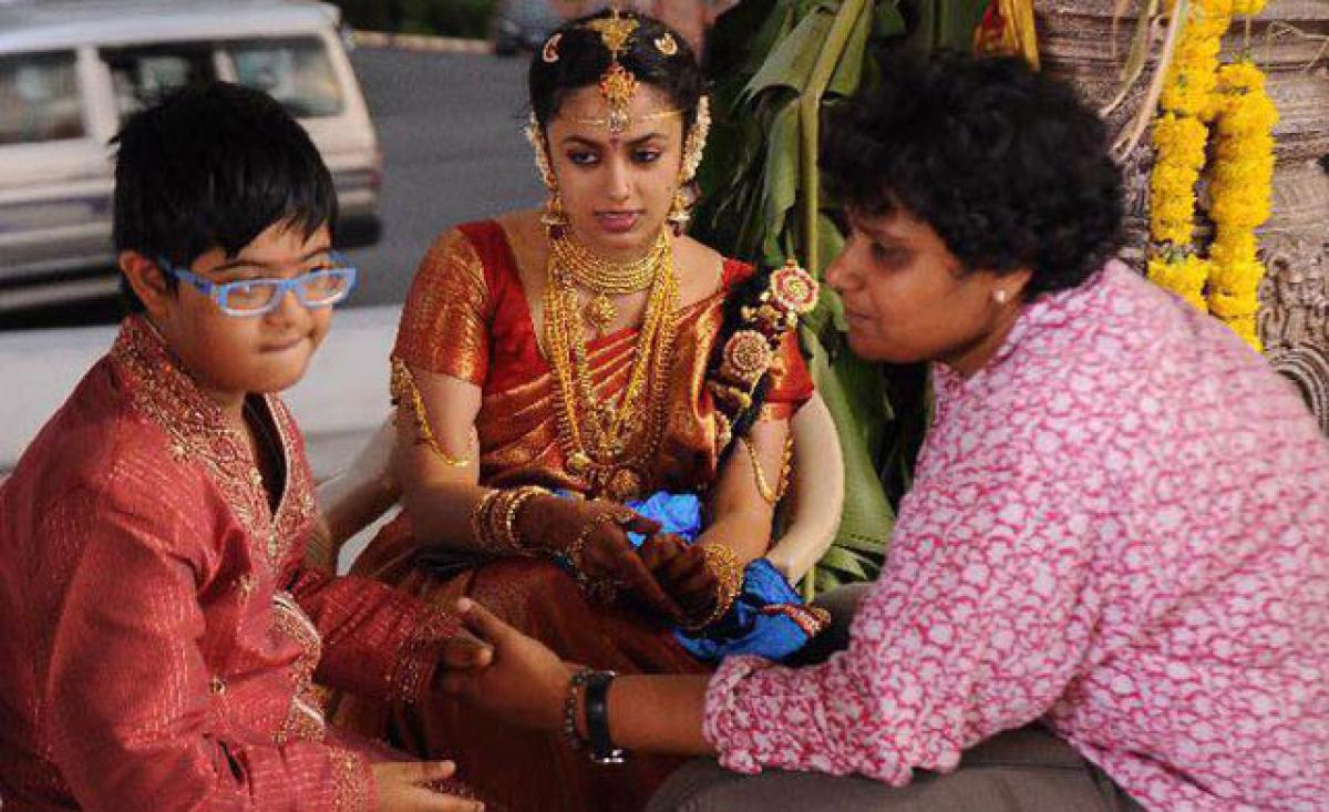 Nandini Reddy writing another rom-com