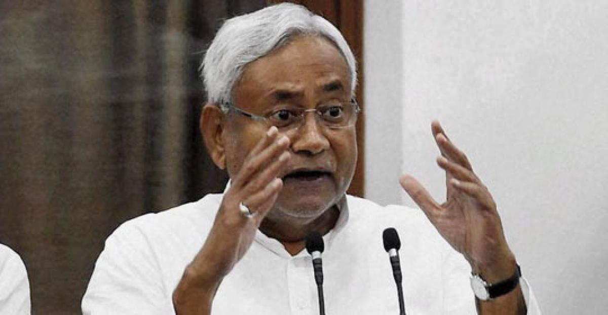 All three parties of Mahagathbandhan would be part of new govt: Nitish