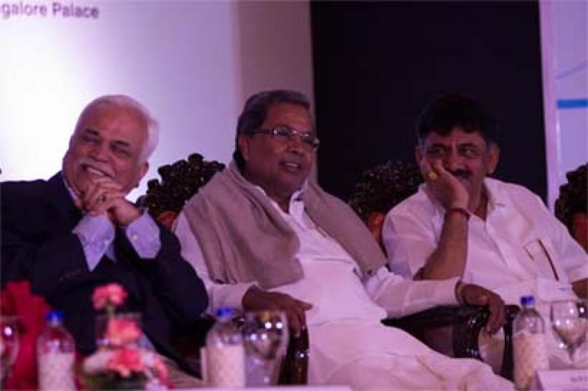 Karnataka is where the Future is made: Says RV Deshpande