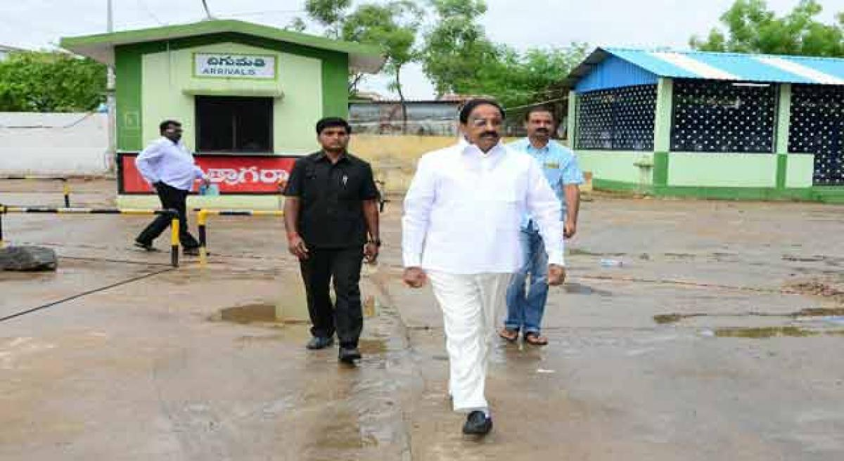 TRS wrests Palair seat from Congress