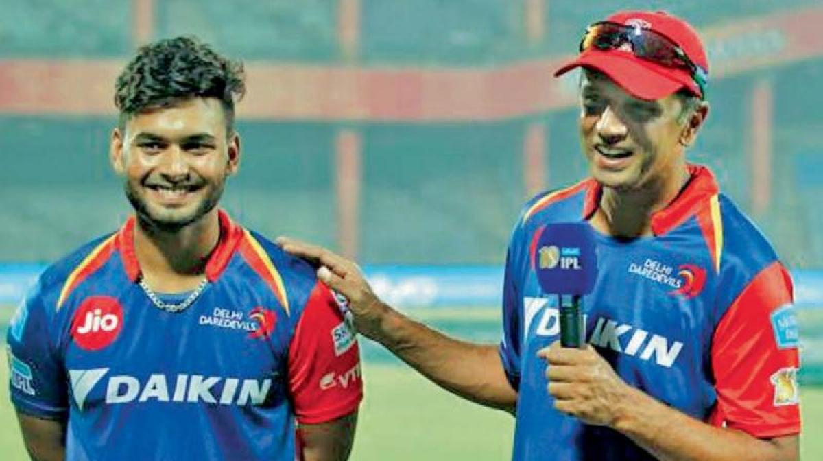 Rahul Dravid marks Rishabh Pant as a very important player for India