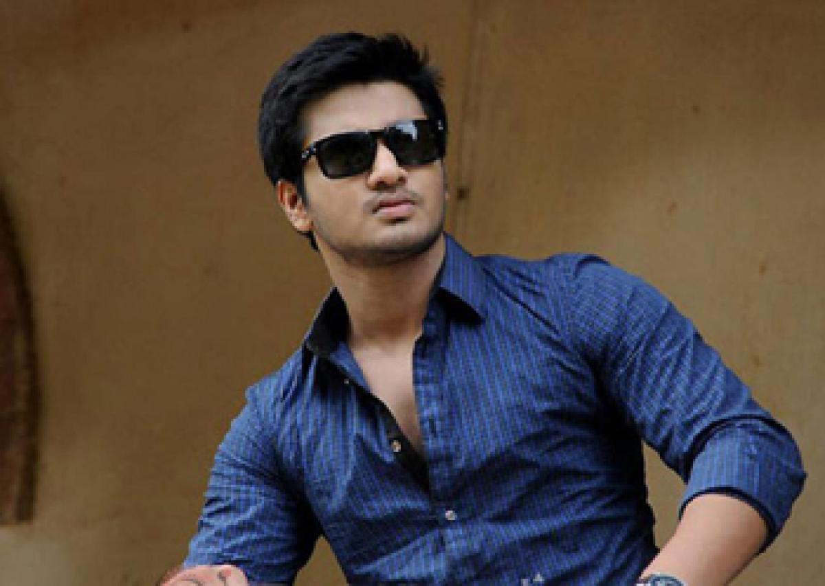 Nikhil yet to find his lady love for next movie
