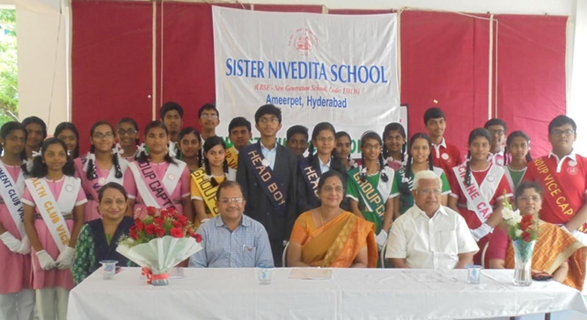 SNS celebrates investiture ceremony