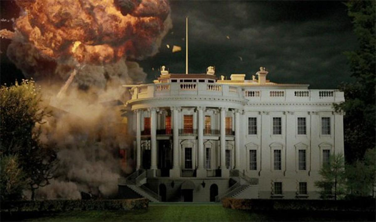 ISIS releases video threatens to blow up White House