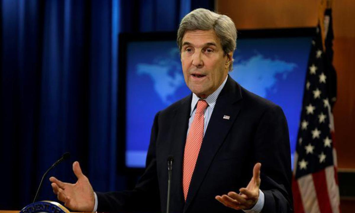 US plays down absence from Moscow talks on Syria