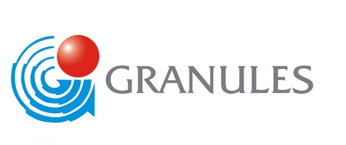 Granules signs pact with US firm
