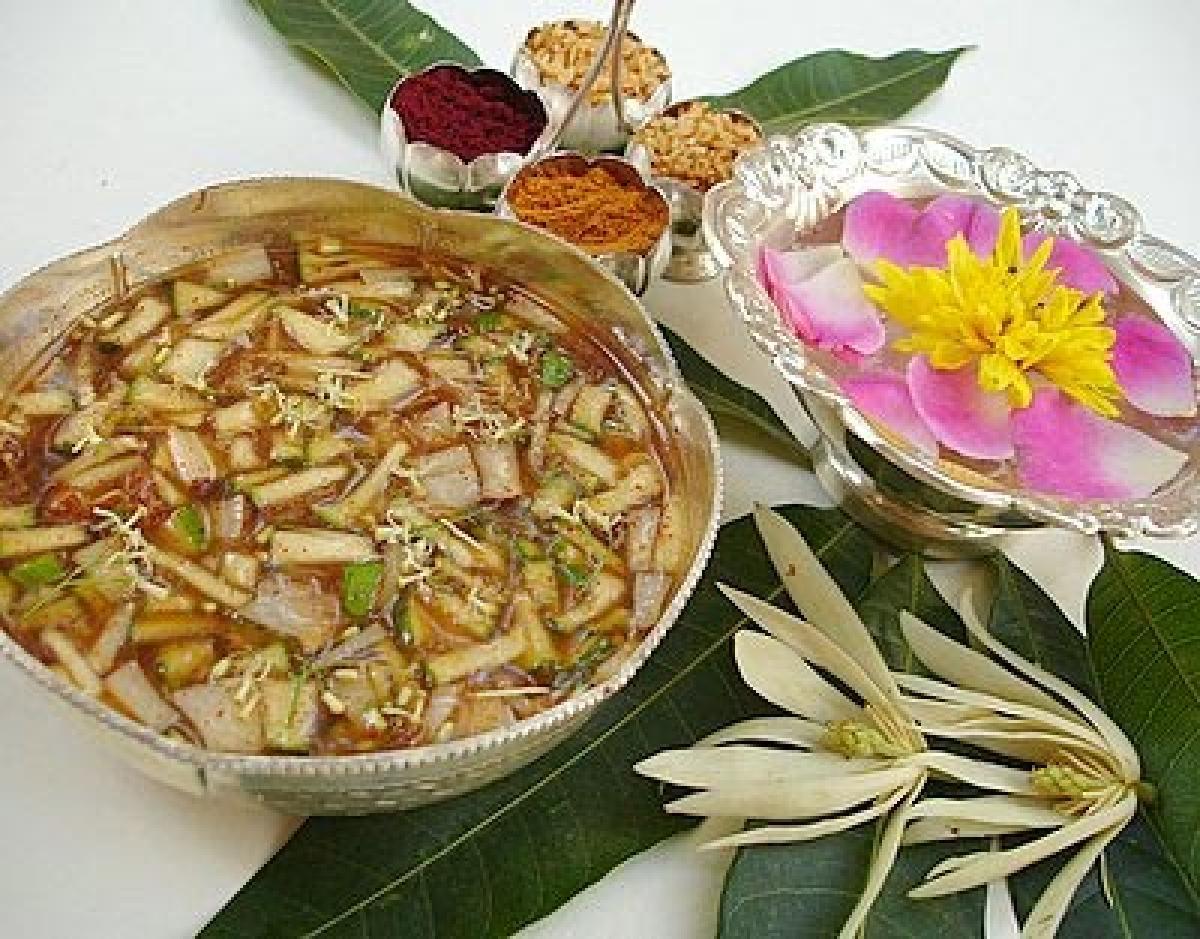 Munnuru Kapu Sangh celebrates Ugadi
