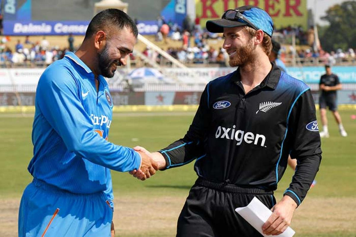 Dhoni wins the toss, elects to bat in series decider against New Zealand