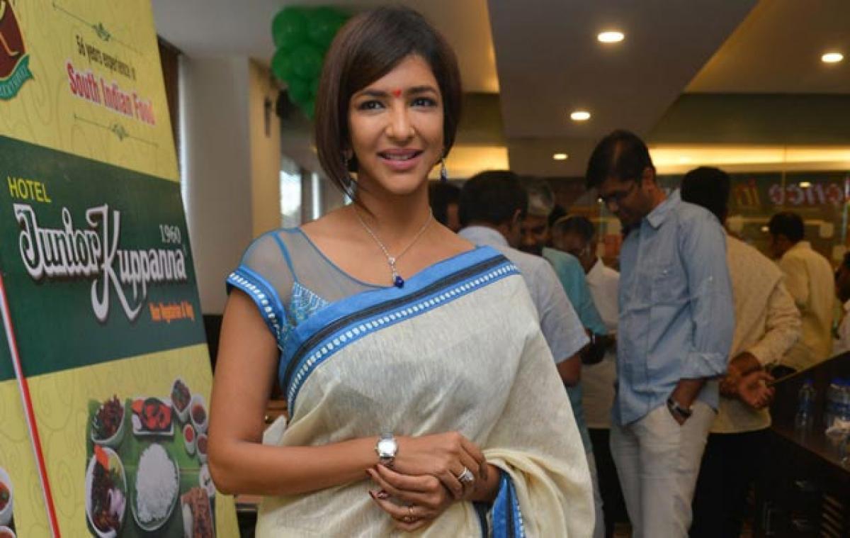 Lakshmi forays into food business