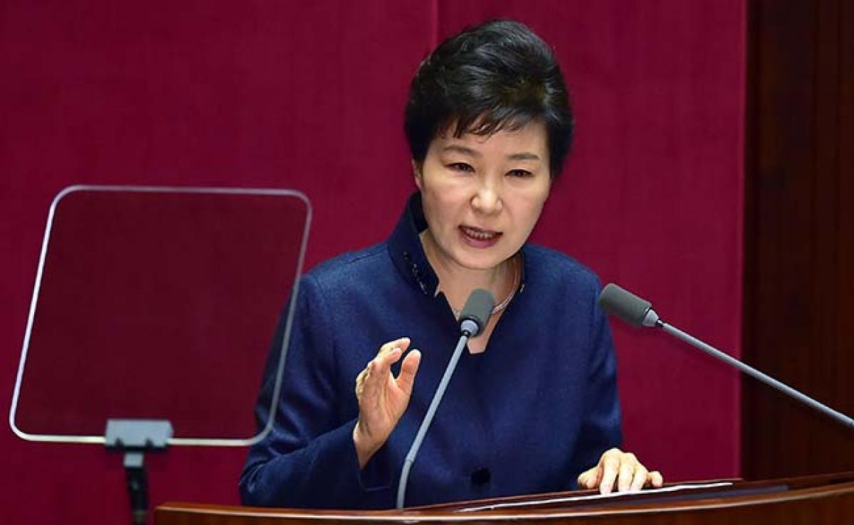 Impeached South Korea President Park Geun-Hye Tells Court Of