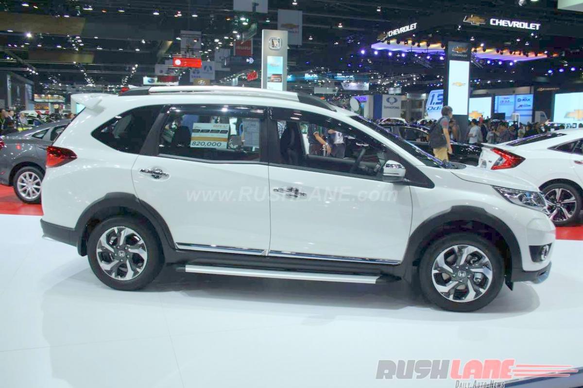 5 star rating for Honda BR-V summer launch in India