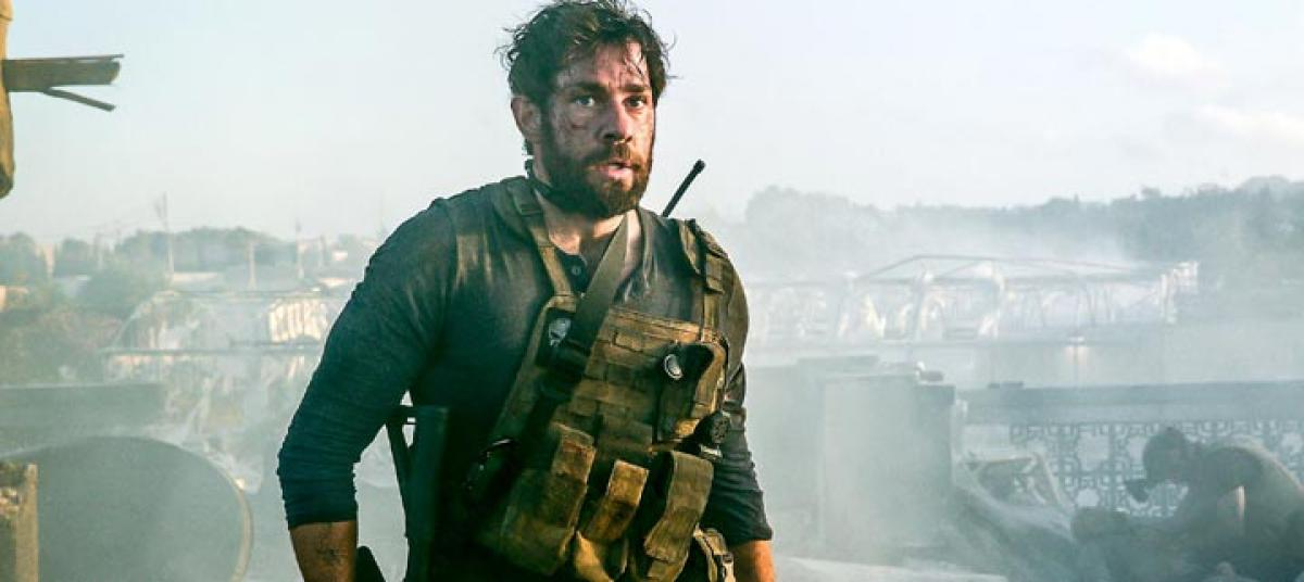 13 Hours: The Secret Soldiers of Benghazi Movie Review: Well made intense film