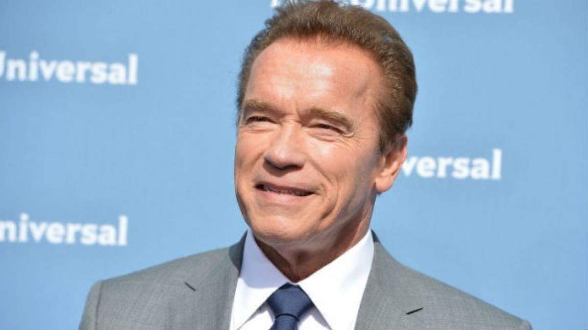 Arnold Schwarzenegger denies Senate run rumours
