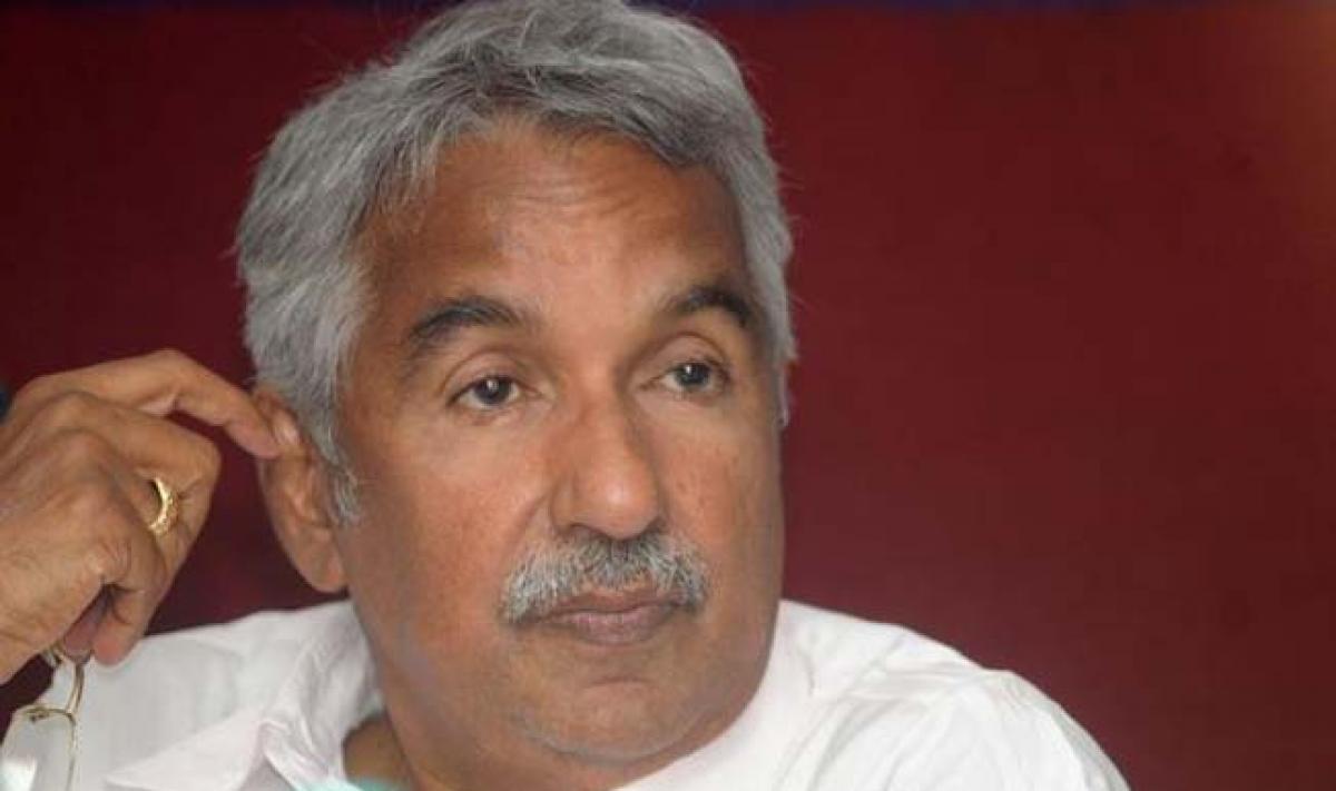 Keralite in Libya: Chandy seeks Centre