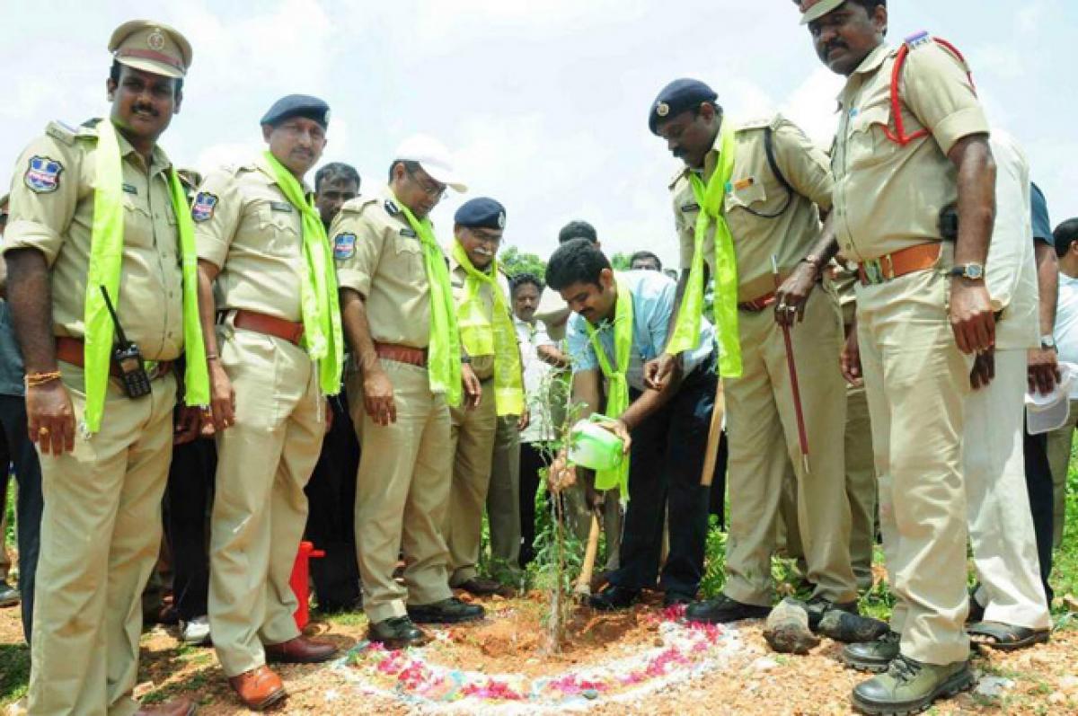 How traffic violators are punished in Telangana