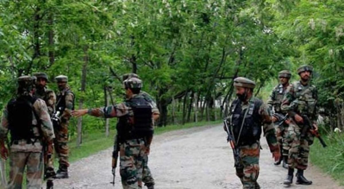 Pakistani national among two militants killed in Kashmir