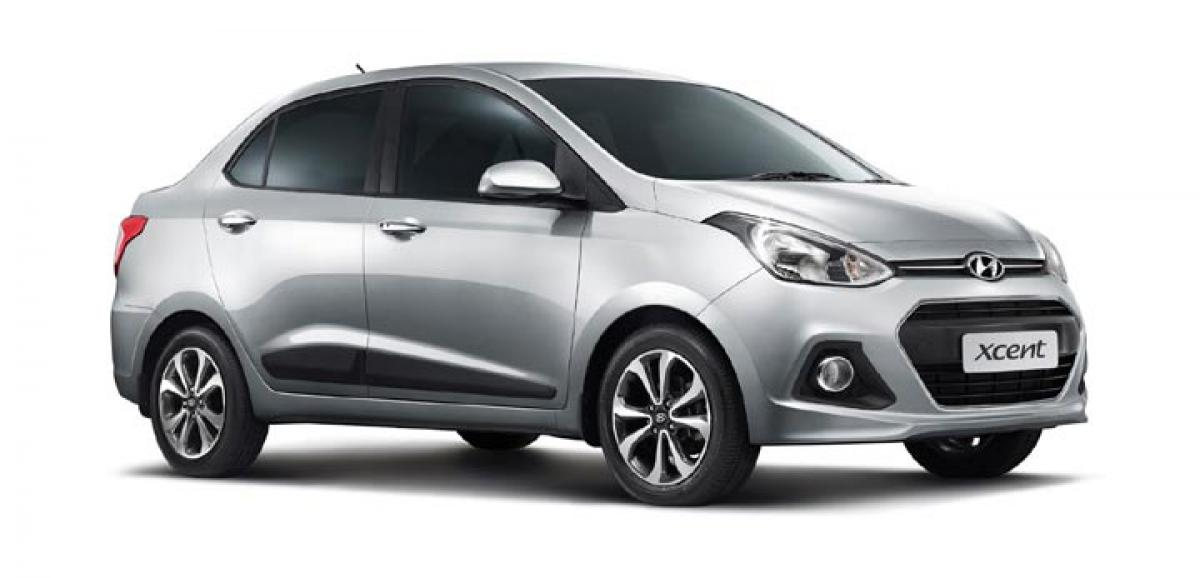 Hyundai Xcent and Grand i10 CNG variants launched
