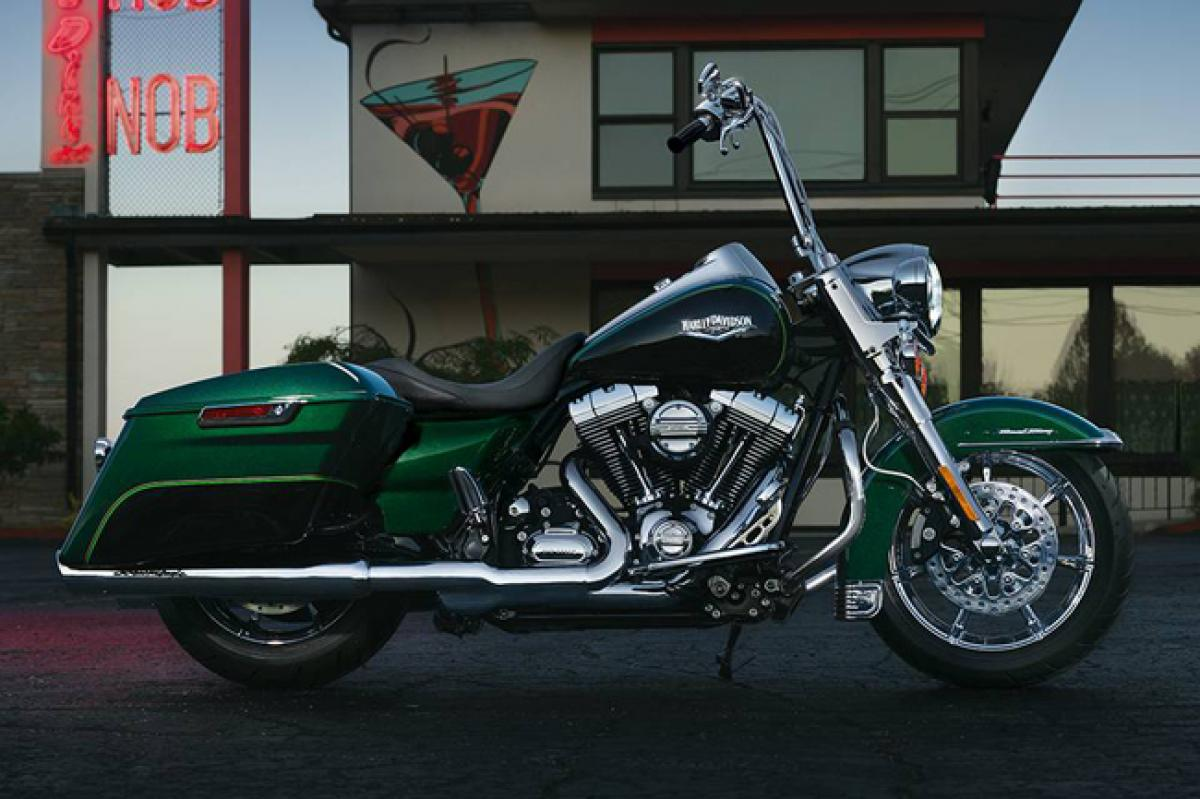 Leaked: Harley Davidson Milwaukee Eight pictures