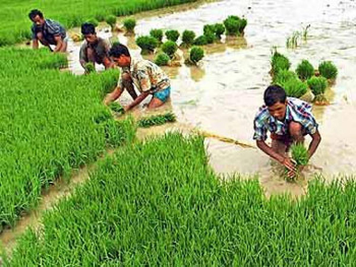 Special session to discuss agri projects