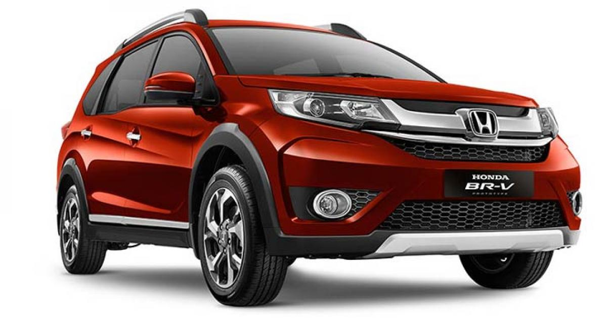 Honda BR-V bookings start ahead of May 5 launch