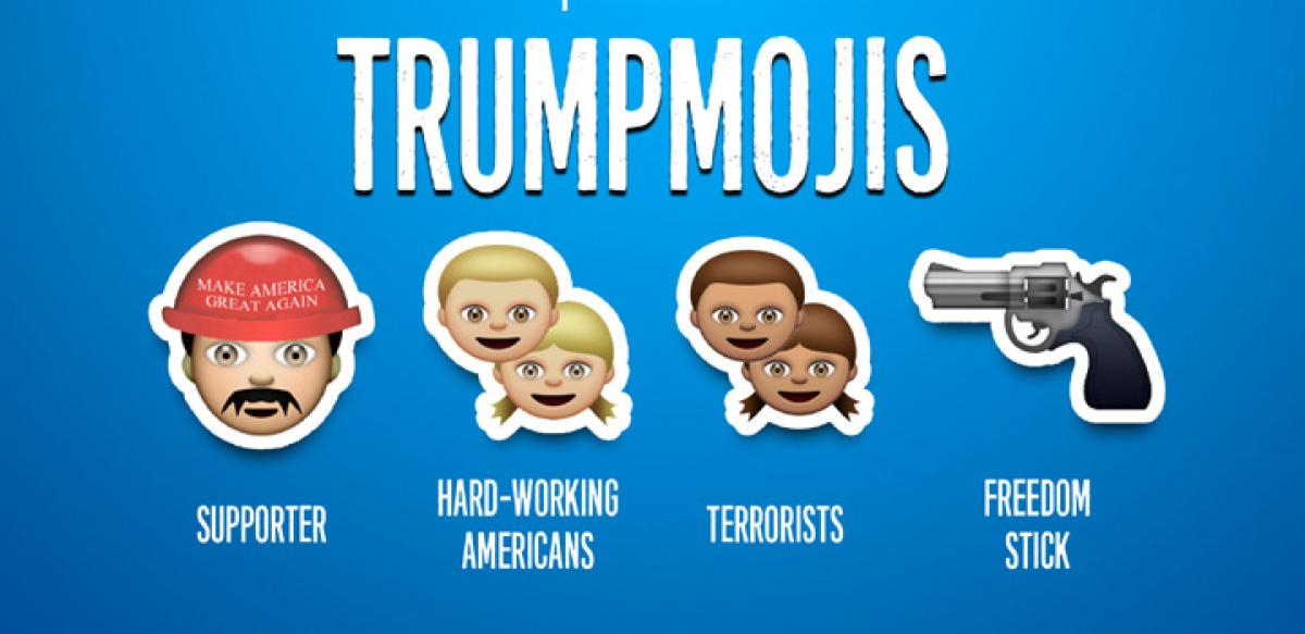 Now, have fun with new Trump emojis on Facebook