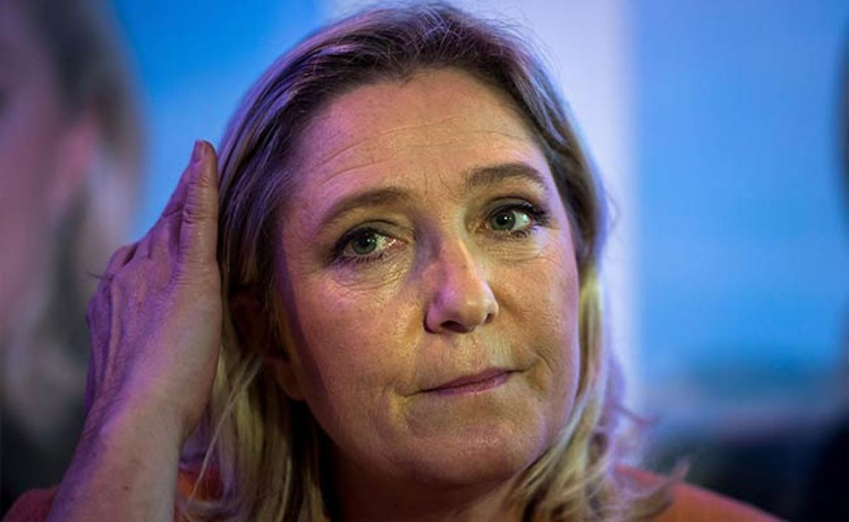 Marine Le Pens Stance Attacked In First French Presidential Debate