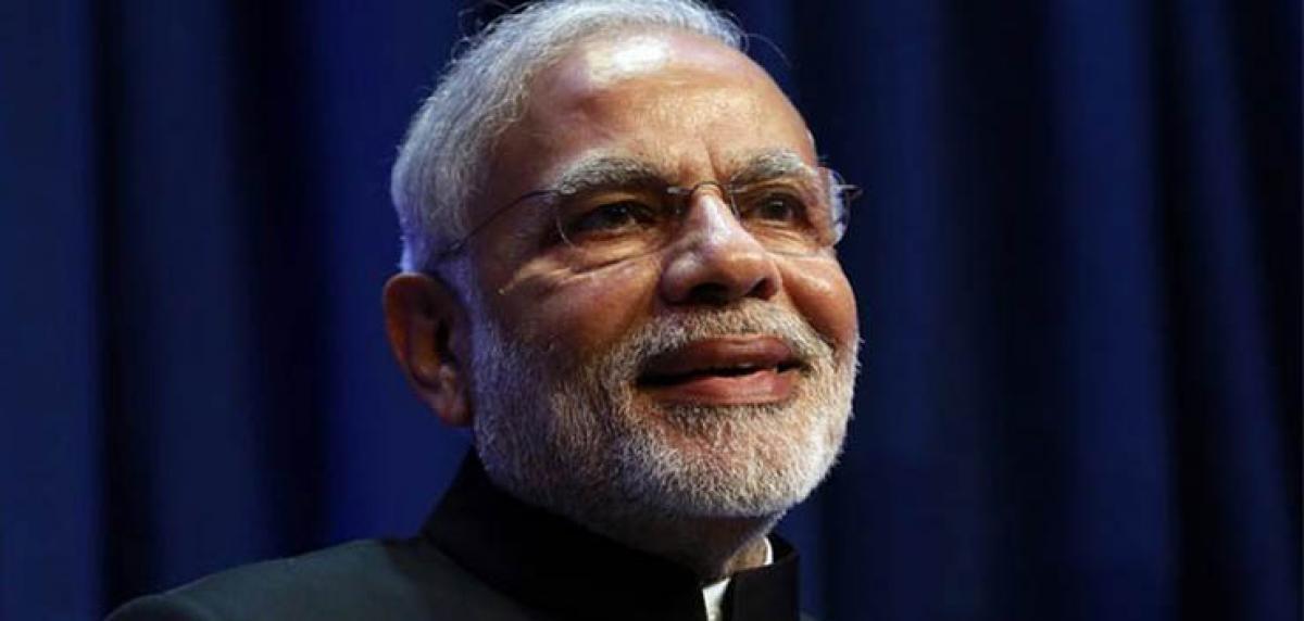 Modi tells diaspora 21st century is Indias century