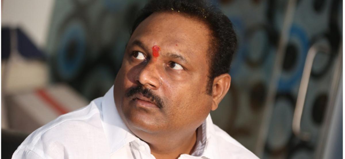 Bellamkonda effect: Abhishek walks out