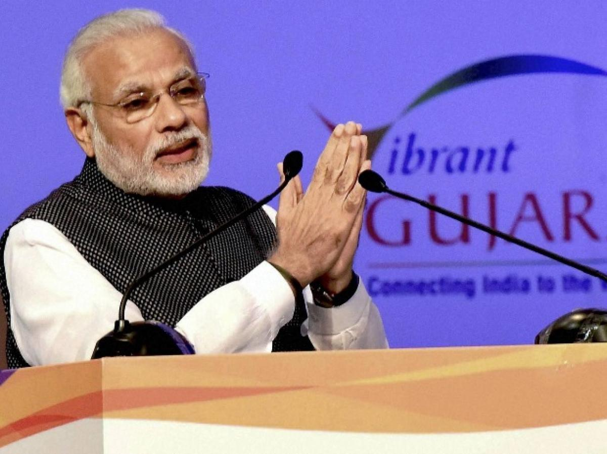 India receives $130 bn FDI in two-and-a-half years: PM Modi